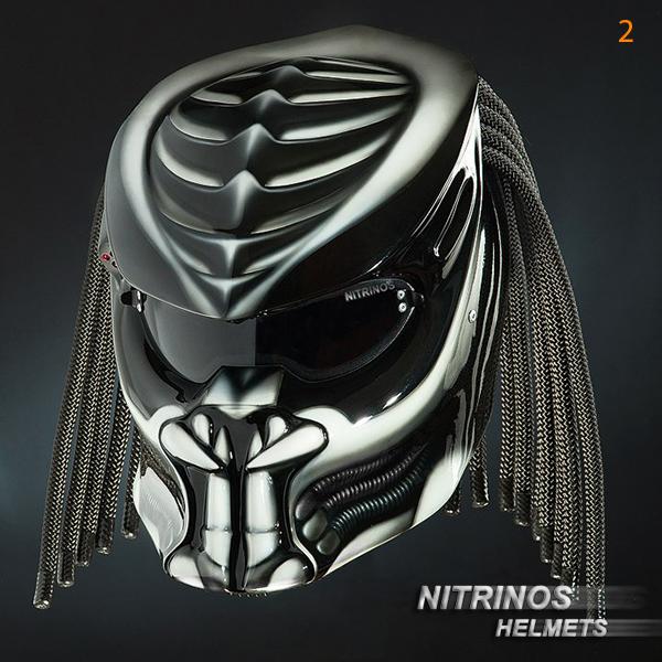 options airbrushing helmet predator nitrinos. Black Bedroom Furniture Sets. Home Design Ideas