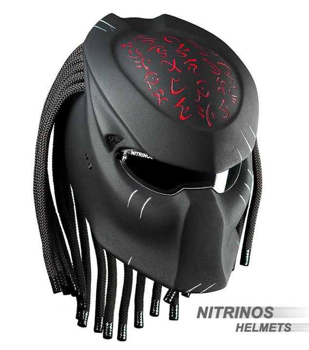 шлем.хищник